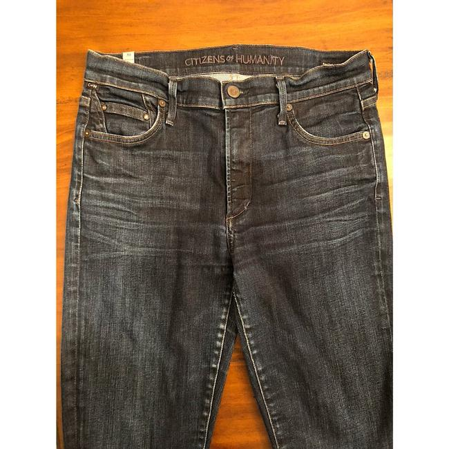 Citizens of Humanity Skinny Jeans-Dark Rinse Image 10