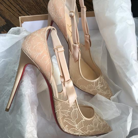 Christian Louboutin beige Pumps Image 9