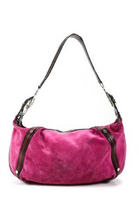 Dolce&Gabbana Accents High-end Bohemian Tom Ford Jackie O Excellent Vintage Rare Body Hobo Bag