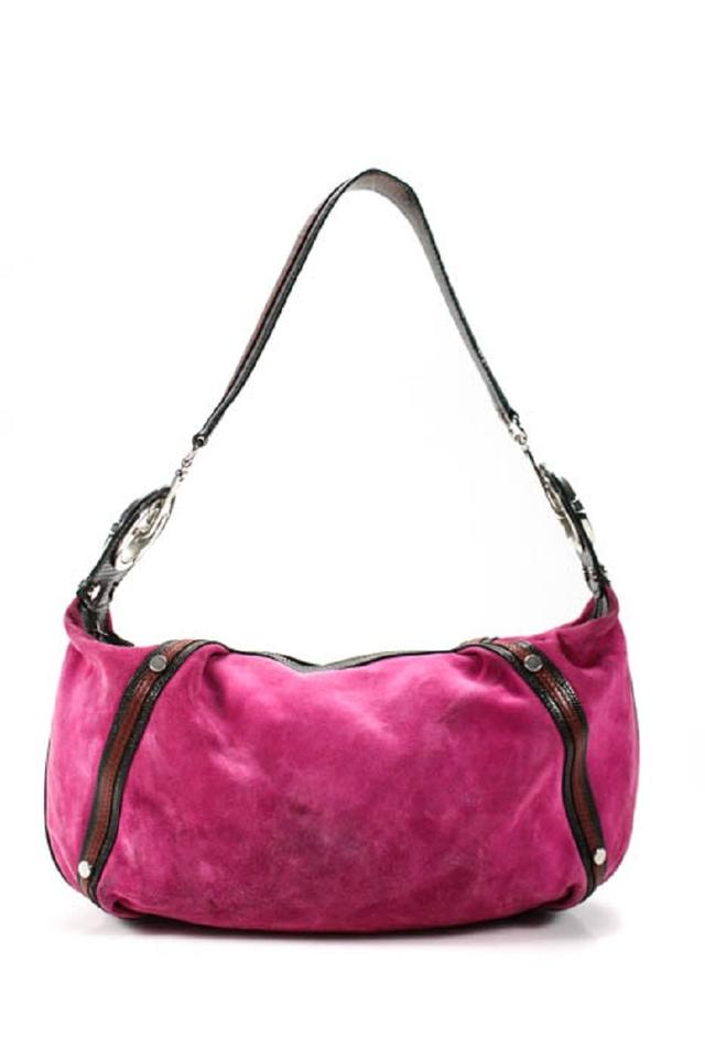 d0d86fd9e3c8 Dolce Gabbana Accents High-end Bohemian Tom Ford Jackie O Excellent Vintage  Rare Body Hobo Bag ...