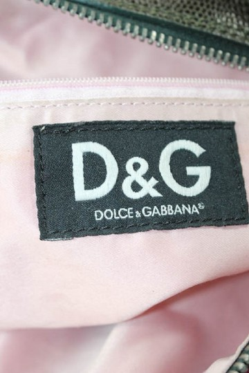 Dolce&Gabbana Accents High-end Bohemian Tom Ford Jackie O Excellent Vintage Rare Body Hobo Bag Image 10