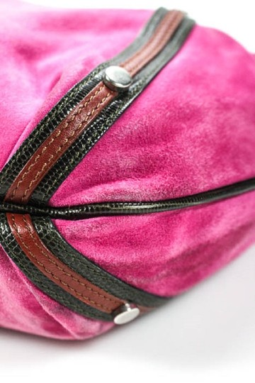 Dolce&Gabbana Accents High-end Bohemian Tom Ford Jackie O Excellent Vintage Rare Body Hobo Bag Image 2