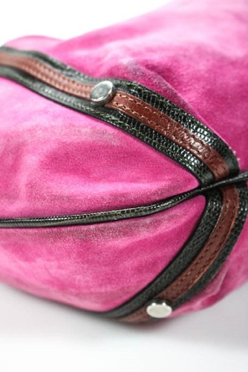 Dolce&Gabbana Accents High-end Bohemian Tom Ford Jackie O Excellent Vintage Rare Body Hobo Bag Image 7