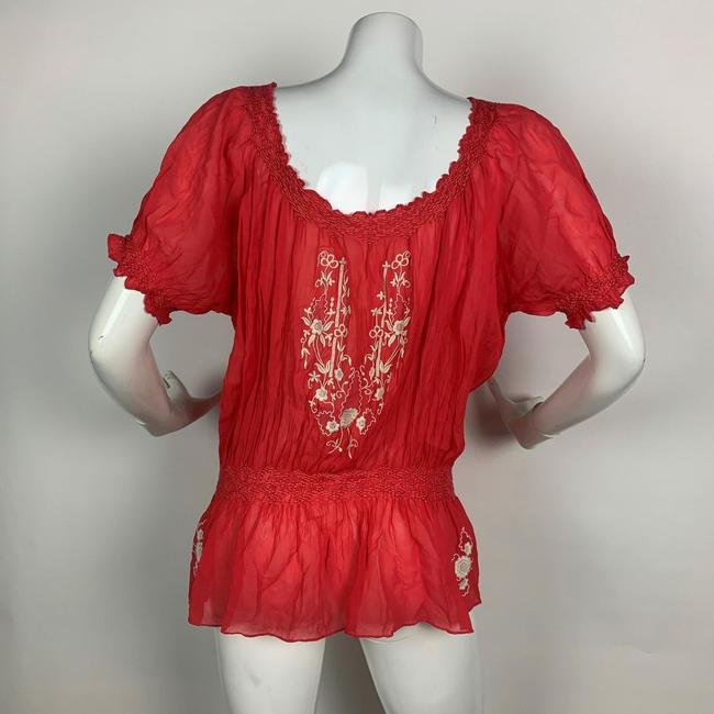 Joie Top Red Image 2