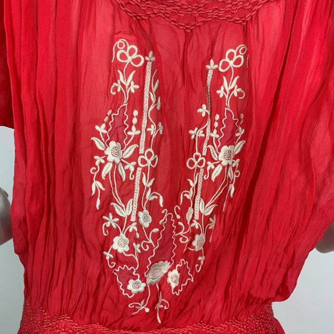 Joie Top Red Image 3