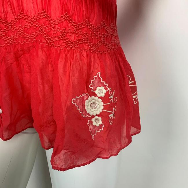 Joie Top Red Image 4