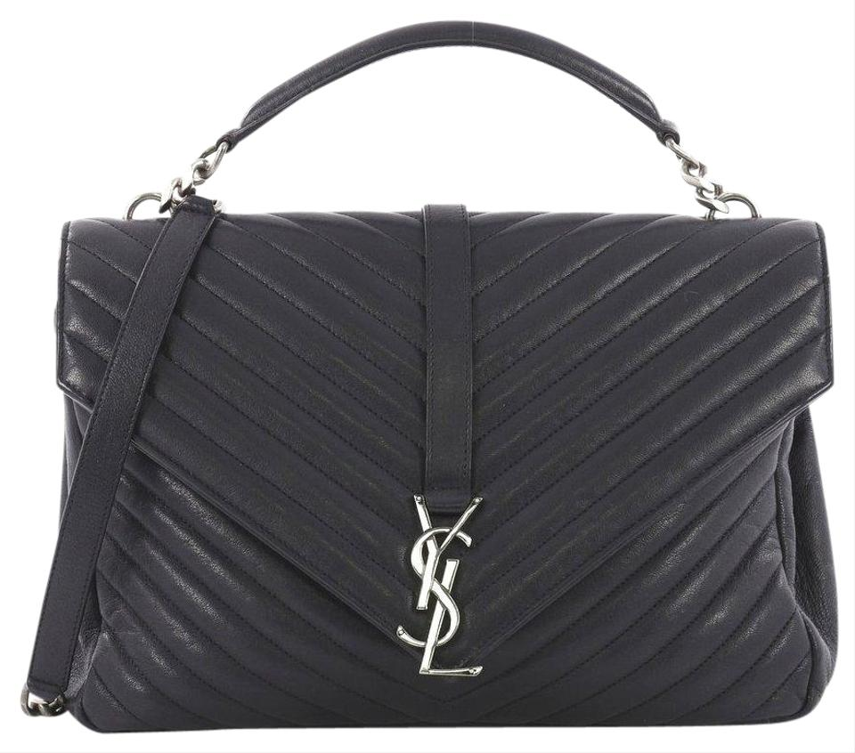 f9a65b9c2a1 Saint Laurent Monogram Collegebag Yslbag Saintlaurenthandbag Shoulder Bag  ...