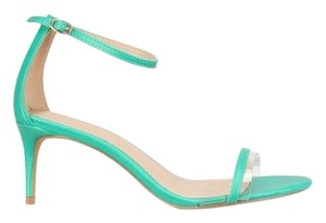 Shoe Republic LA Green Pumps