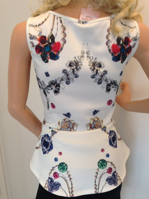 Romeo & Juliet Couture Top white Image 11