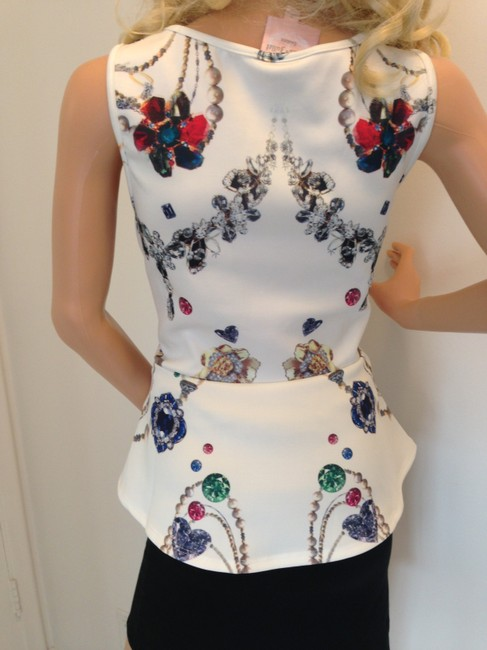 Romeo & Juliet Couture Top white Image 2