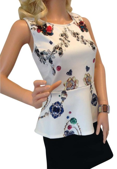 Romeo & Juliet Couture Top white Image 3