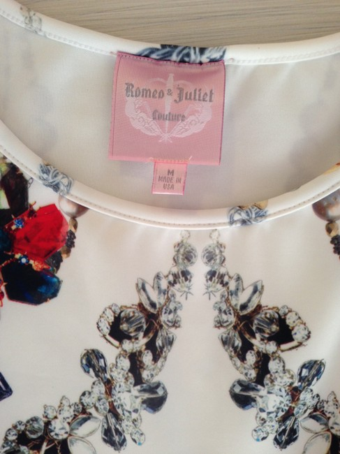 Romeo & Juliet Couture Top white Image 4