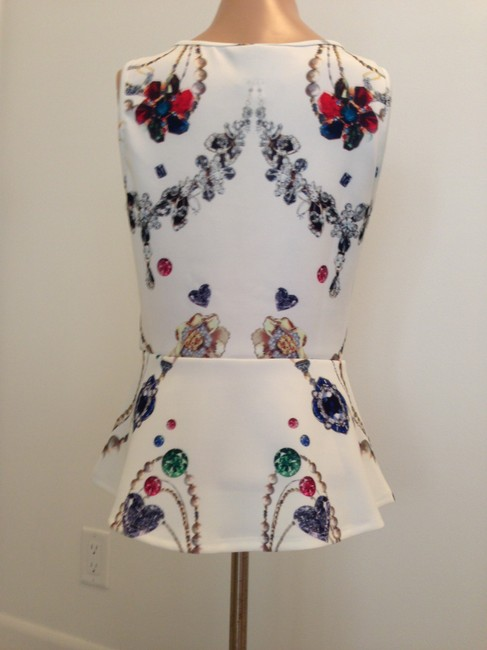 Romeo & Juliet Couture Top white Image 5