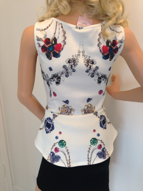 Romeo & Juliet Couture Top white Image 9