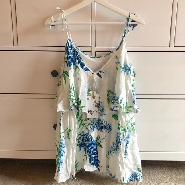 Show Me Your Mumu short dress white on Tradesy Image 6