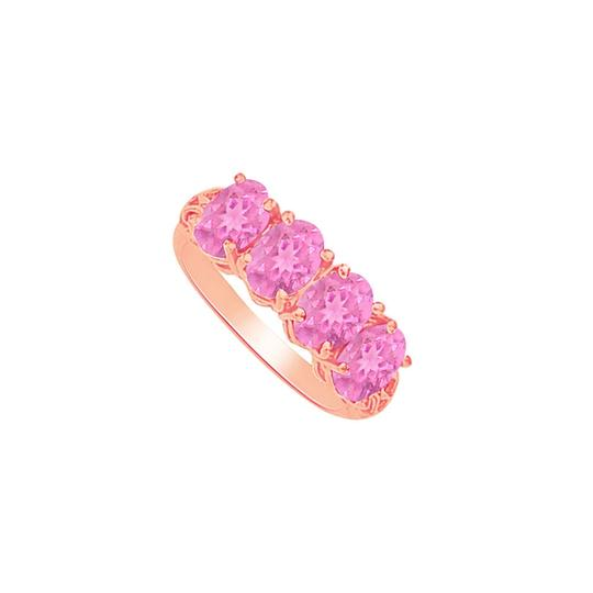 Preload https://img-static.tradesy.com/item/24477374/pink-four-sapphire-engagement-rose-gold-vermeil-ring-0-0-540-540.jpg