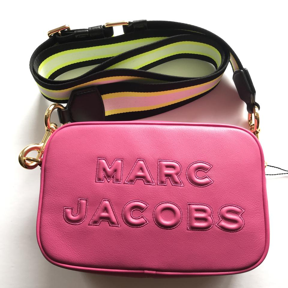 21e556d64 Marc Jacobs Flash Tulip Leather Cross Body Bag Image 7. 12345678