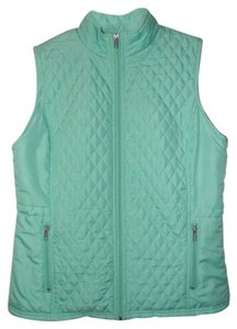 Relativity Puffer Quilted Coats Sleeveless Jackets Vest