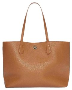 Tory Burch Tote in Brown bark tan