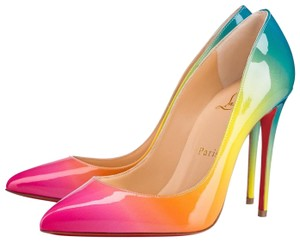 17d49e00f2a Multicolor Christian Louboutin Pumps - Up to 90% off at Tradesy