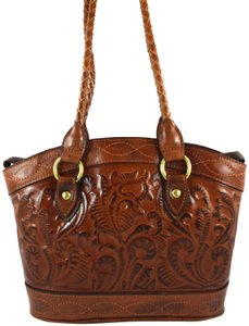 Patricia Nash Designs Tote in brown florence