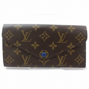 Louis Vuitton Authentic Louis Vuitton Long Wallet Portefeuille Josephine Monogram