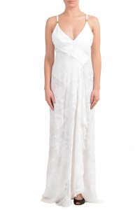 White Maxi Dress by Versace Collection