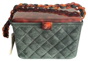 ba76098c2a0a Green Chanel Bags - Up to 90% off at Tradesy (Page 4)