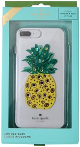 Kate Spade Kate Spade New York Jeweled Pineapple iPhone 7 and 8 Plus Case
