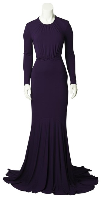 Item - Purple Collection Red Carpet Gown Long Formal Dress Size 8 (M)