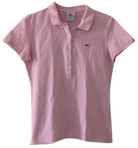cc192942d84f44 Pink Lacoste Clothing - Up to 70% off a Tradesy