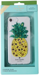 Kate Spade Kate Spade New York Jeweled Pineapple iPhone 7 and 8 Case