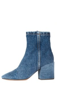 Dries van Noten denim Boots