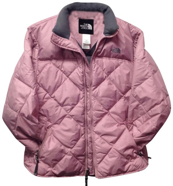 Item - Pink Quilted Coat Size 4 (S)