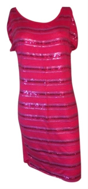 Item - Pink Womens (Sku 000200) Mid-length Formal Dress Size 4 (S)