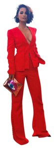 DIOR BELLA Anyssa Red Buttons Pants Suit