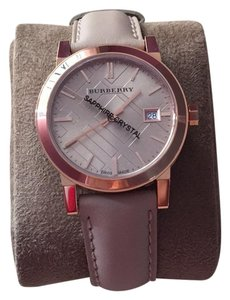 Burberry Burberry City Trench Dial Watch