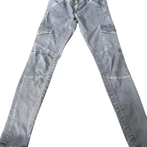 Current/Elliott Cargo Jeans-Distressed