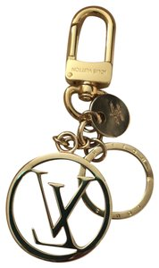 Louis Vuitton LV Circle Bag Charm and Key Holder