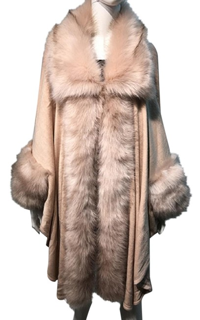Preload https://img-static.tradesy.com/item/24480374/pink-new-large-faux-wrap-coat-size-os-one-size-0-1-650-650.jpg