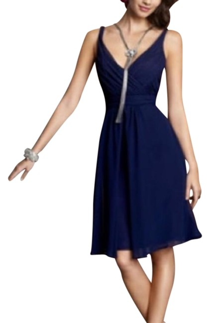 Preload https://img-static.tradesy.com/item/24480408/jim-hjelm-occasions-navy-mid-length-cocktail-dress-size-8-m-0-1-650-650.jpg
