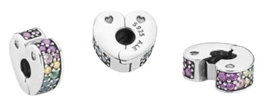 Preload https://img-static.tradesy.com/item/24480418/pandora-multi-colored-arc-of-love-clip-multi-colored-cz-and-crystals-charm-0-1-540-540.jpg