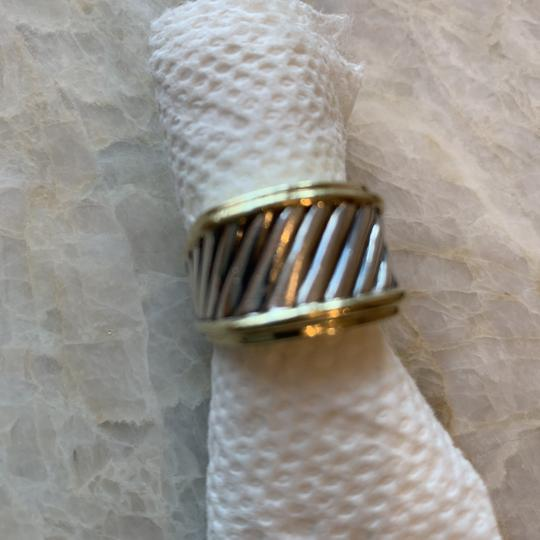 David Yurman David Yurman classic cigar band ring