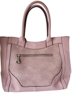 Perlina Satchel in dusty rose