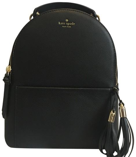 Preload https://img-static.tradesy.com/item/24480490/kate-spade-small-bradley-atwood-place-black-leather-backpack-0-1-540-540.jpg