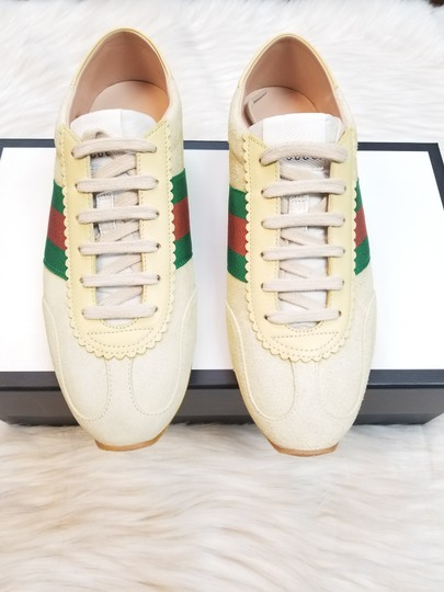 Gucci Yellowish Athletic