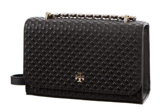 Preload https://img-static.tradesy.com/item/24480565/tory-burch-new-quilted-purse-black-leather-cross-body-bag-0-0-540-540.jpg