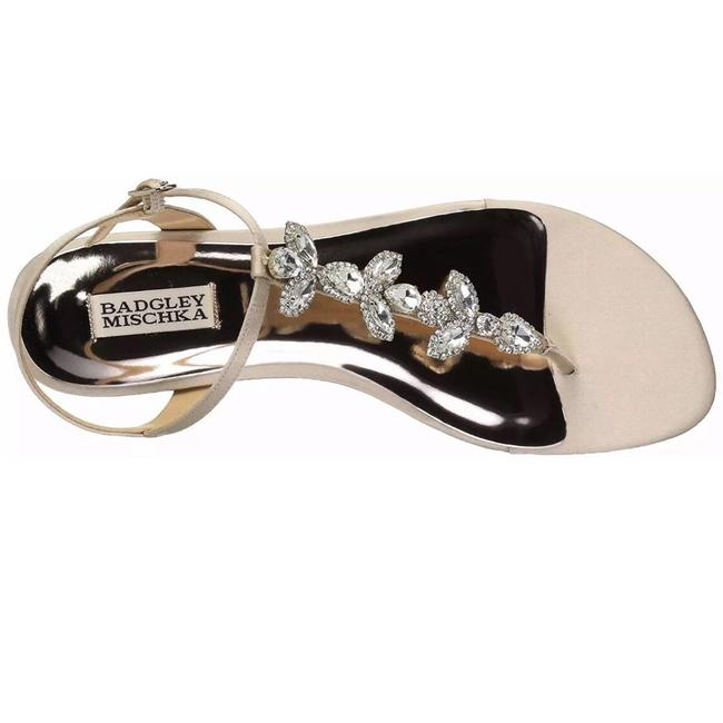 Item - Nude Sassi Sandals Size US 6 Regular (M, B)