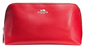 Corral Boots Cosmetic Case in Crossgrain Leather