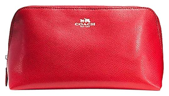 Preload https://img-static.tradesy.com/item/24480580/corral-boots-bright-red-in-crossgrain-leather-cosmetic-bag-0-1-540-540.jpg
